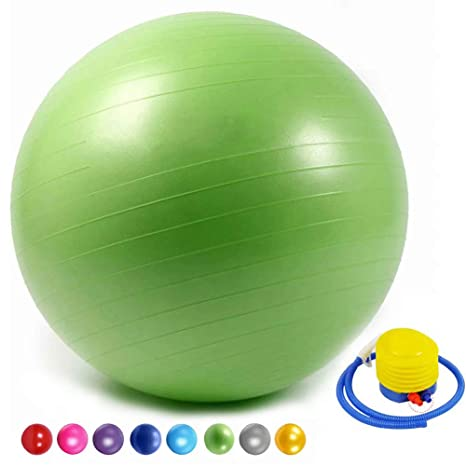 Mini pelota de gimnasia/ejercicio Gym Ball para Yoga Pilates ...