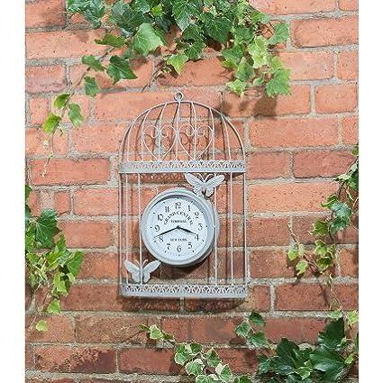 BIRD Cage Orologio GIARDINO