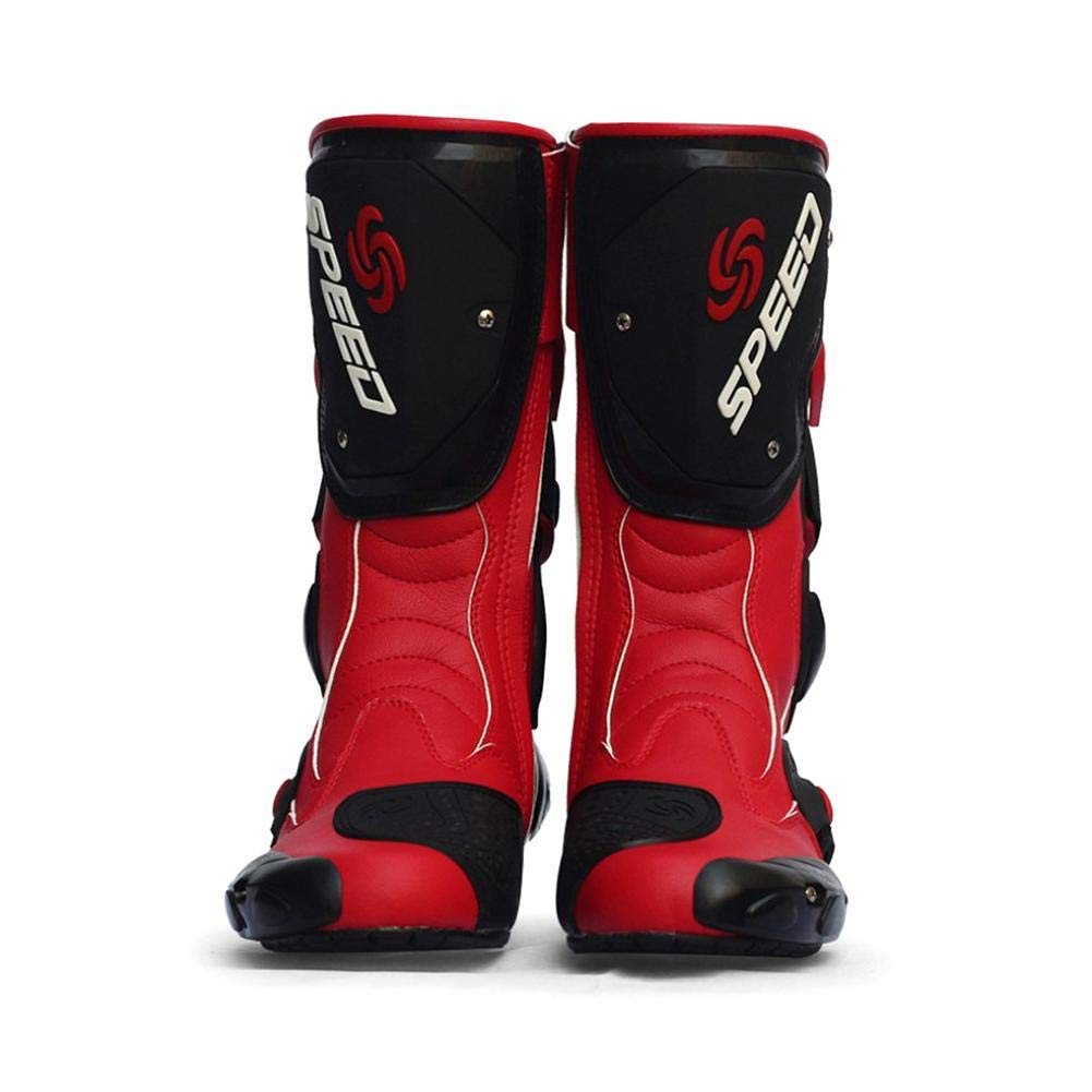 Mens Off-Road Motorcycle Boots Instinct Boots Moto/Racing/Motocross/Off-Road/Motorbike/Boots/