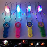 Best Bright Starts Bright Starts Baby Gadgets - Arsmt Retro Magic Rail Twirler Wheel LED Light Review