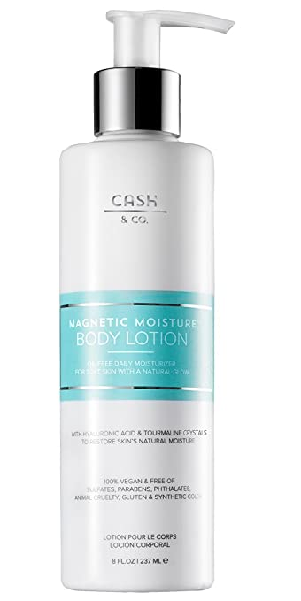 oil free body lotion