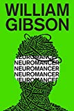 Book cover from Neuromancer by William Gibson
