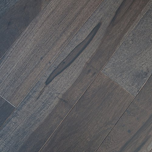 Wood Pecan Flooring (Brazilian Macchiato Pecan Graphite Hardwood Floor (Sample))
