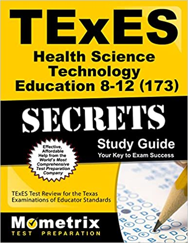 Amazon. Com: texes health science technology education 8-12 (173.