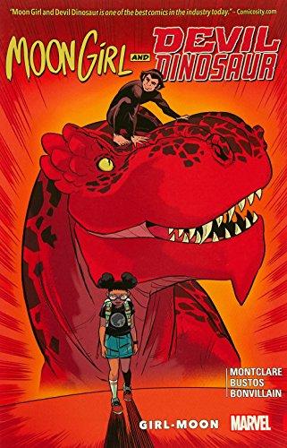 Moon Girl and Devil Dinosaur Vol. 4: Girl-Moon [Reeder, Amy - Montclare, Brandon] (Tapa Blanda)