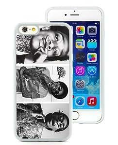 Popular And Fashionable Designed iPhone 6/iPhone 6S Case ,Wiz Khalifa White iPhone 6/iPhone 6S Skin High Quality Phone Case