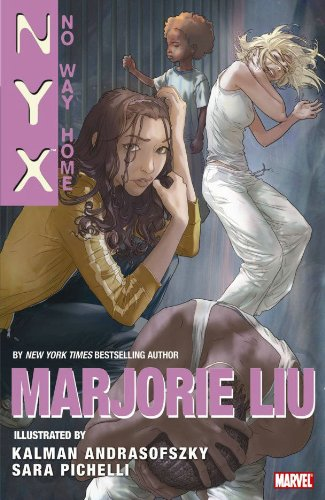 Price comparison product image NYX: No Way Home (NYX (Graphic Novels))