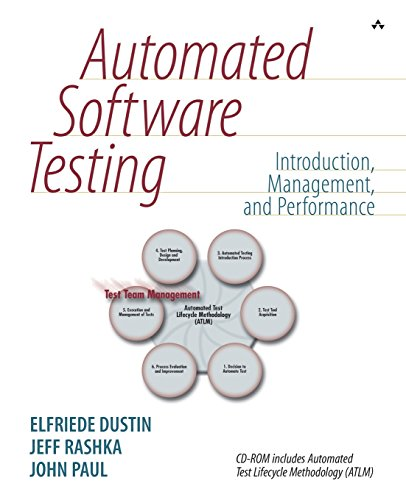 Automated Software Testing: Introduction, Management, and Performance: Introduction, Management, and Performance by Addison-Wesley Professional