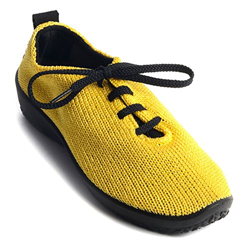 Women's LS Arcopedico Yellow Arcopedico Women's Yellow LS Arcopedico Women's g4vvq