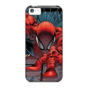Spiderman Case Compatible With Iphone 5c/ Hot Protection Case
