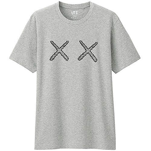 UNIQLO カウズ KAWS Tシャツ Sサイズ 大型店の商品画像