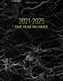 2021-2025 Five Year Planner: Five Years 60 Months