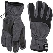 Timberland Men's Performace Fleece Glove with Touchscreen Technology