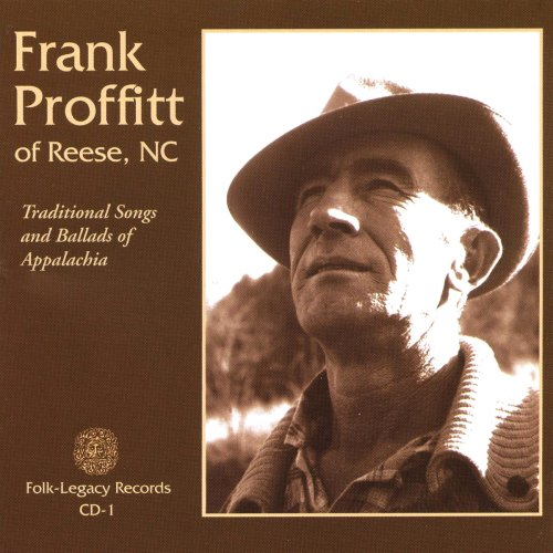 Traditional Songs and Ballads of Appalachia by Folk Legacy