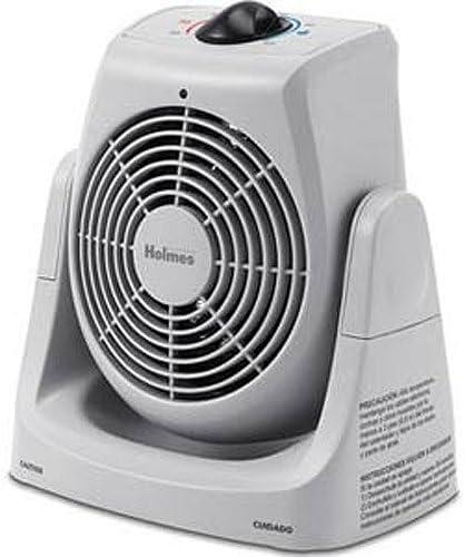 Holmes 2-n-1 - Ventilador Calefactor con 2 ajustes de Calor y ...