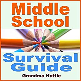 Advice For Parents Of Children Just >> Amazon Com Middle School Survival Book Hardcore Advice For Parents