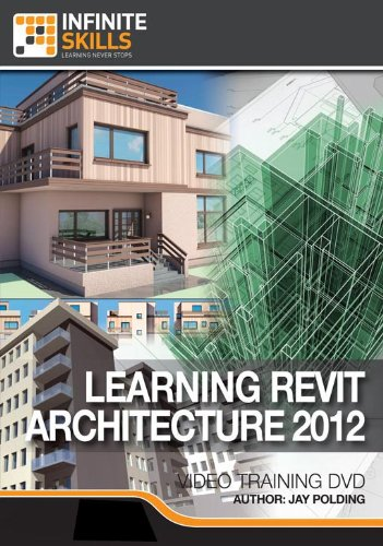 Amazon com: Learning Revit Architecture 2012 Training Video