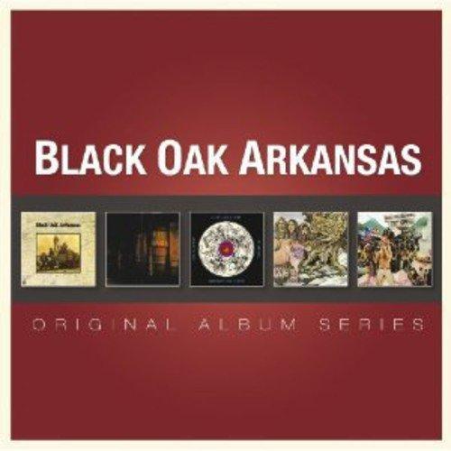 - Original Album Series -  Black Oak Arkansas