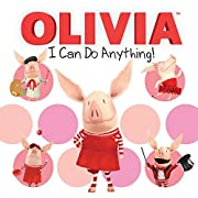 I Can Do Anything! (Olivia TV Tie-in)