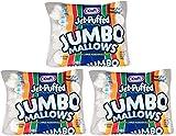 Jet-Puffed FRCDLJHV Jumbo Marshmallows, 3 Packs of 8 (24 Ounce/Bag)