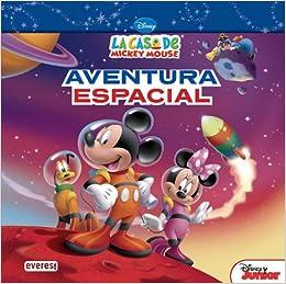 La Casa de Mickey Mouse. Pack regalo. Aventura espacial ...