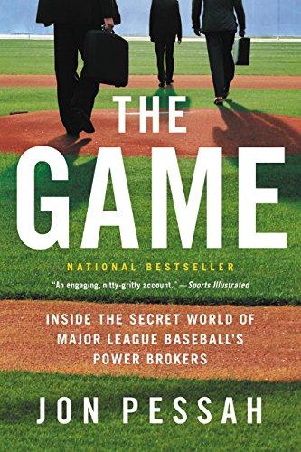The Game: Inside the Secret World of Major League Baseball's Power Brokers cover