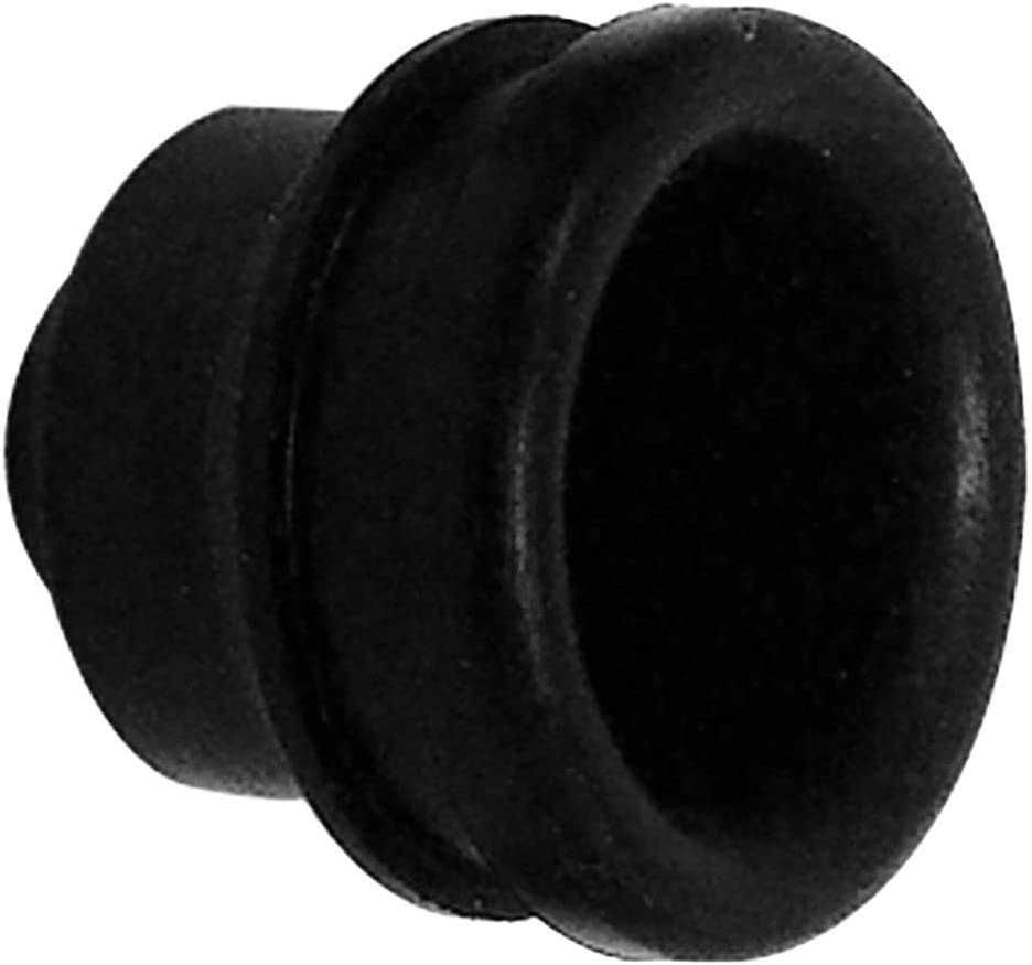 "RUBBER GROMMET FOR BREATHER /& PCV FITS STEEL VALVE COVER O.D 1-1//4/"" I.D 1/"""