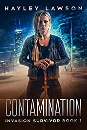 Contamination (Invasion Survivor Book 1)