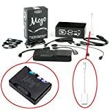 CHORD Electronics Apple Bundle: Chord Mojo ultimate DAC/Headphone Amplifier with the Chord 13 piece Mojo USB Adapter Cable Pack and the Apple Lightning to USB Camera Adapter (CCK)