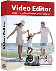 Video Editor - video and movie editing software for your Windows 10, 8.1, 7 PC - powerful film making program for Youtube channels and other media projects - no suscription and expiry date