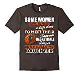 Womens My Favorite Basketball Player Calls Me Daughter Funny TShirt Medium Black