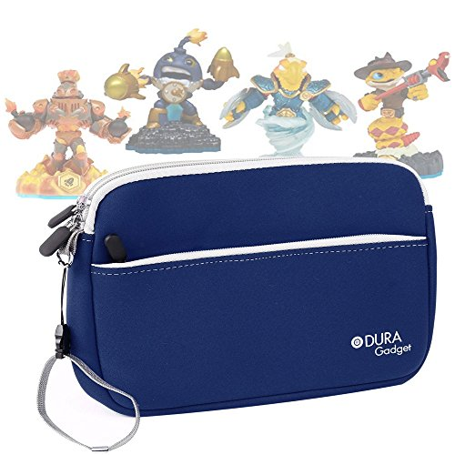 DURAGADGET Cool And Colorful Carry Case (Blue) For Skylan...