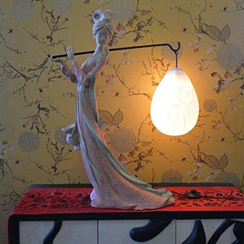 Chinesische klassische Antike Lampen Lampen Harz