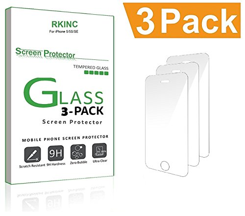 iPhone Screen Protector RKINC Tempered product image