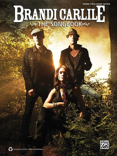 Amazon Brandi Carlile The Songbook Guitar Lyricchord Edition