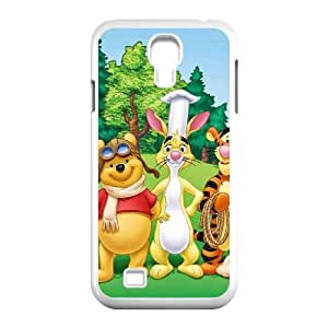 Unique Design Cases Shsre Samsung Galaxy S4 I9500 Cell Phone Case The Many Adventures of Winnie the Pooh Printed Cover Protector