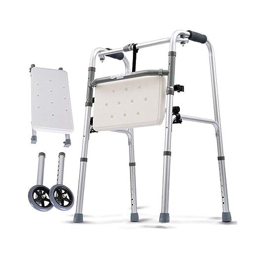 Andador plegable, marcos para caminar Andador liviano ...