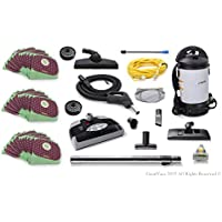 NEW Fully Loaded Powerful ProTeam Sierra 6 QT Backpack Vacuum Electric Power Head nozzle