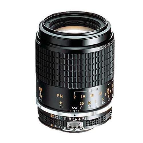 Nikon Micro-Nikkor 105mm f/2.8 AI-S manual focus macro lens