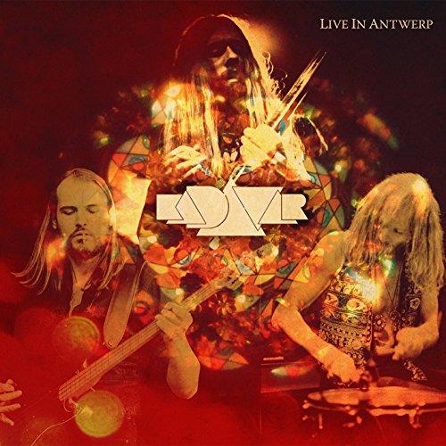 Kadavar: Live In Antwerp [Vinyl LP] (Vinyl)