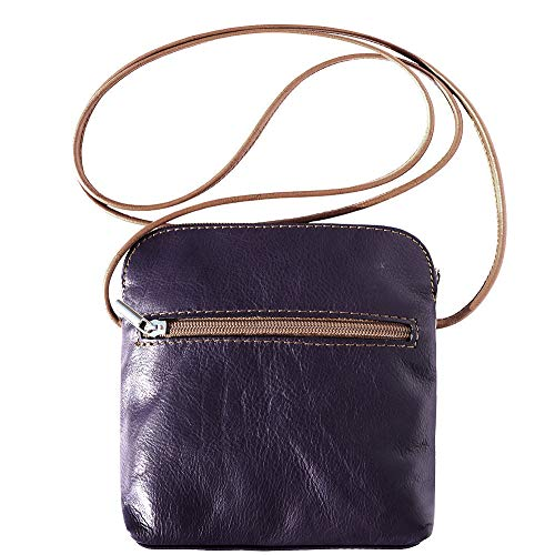 cuoio In Tracollina Unisex Pelle 8609 Leather Viola Market Florence pBqF8aO