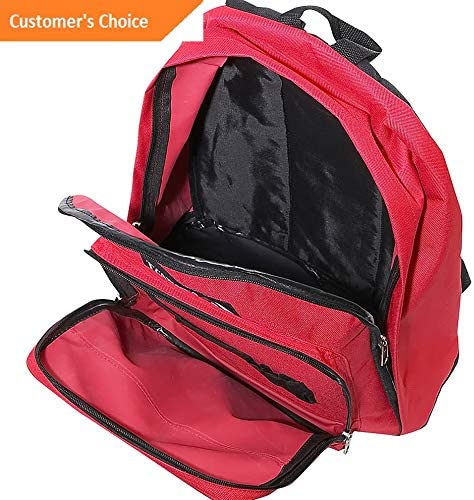 Model LGGG Sandover Classic Backpack with Side Mesh Pocket 3 Colors Everyday Backpack NEW 9698