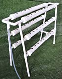 Hydroponic Grow Kit Ladder Double Side 6 Pipe 54 Plant Site(Item #141119)