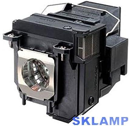 ELPLP80 V13H010L80 LAMP IN HOUSING FOR EPSON PROJECTOR MODEL BrightLink 585Wi