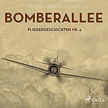 Bomberallee (Fliegergeschichten 4) Hörbuch von Desmond G. Sullivan Gesprochen von: Robert Frank