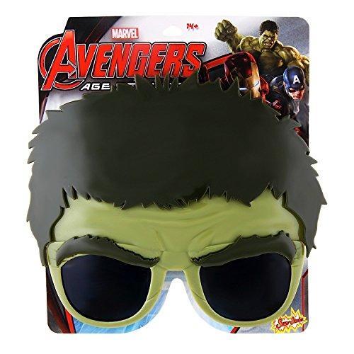 Avengers Hulk Sunglasses - Sunglasses Tank Shark