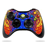 MightySkins Protective Vinyl Skin Decal for Microsoft Xbox 360 Controller Case wrap cover sticker skins Melting