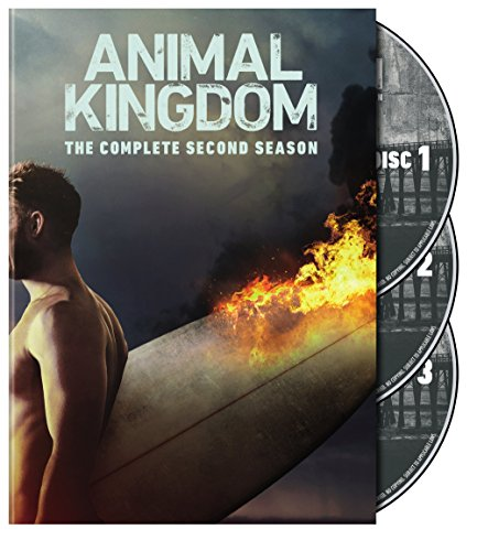DVD : Animal Kingdom: The Complete Second Season (3 Pack, , Dolby, AC-3, 3 Disc)