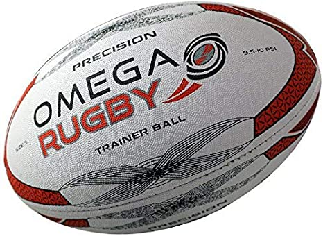 Omega Rugby Precision Training Ballon de Rugby