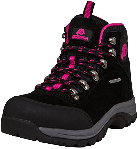 GUGGEN Botas MountainM014 Mujer Rosa Clásicas rrTd5B4nx